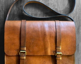 The Briefcase, messenger bag