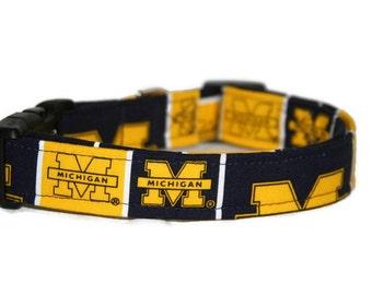 Michigan Dog Collar