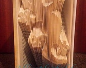 Gecko book folding pattern