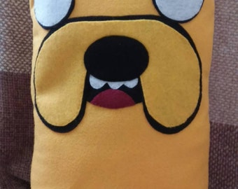 Adventure Time Jake Pillow