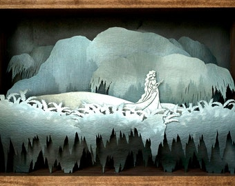 Shadowbox, Lady of the Lake, Authurian Legends