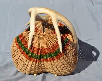 Antler Basket