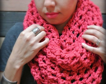 Chunky Infinity Scarve-Color Options