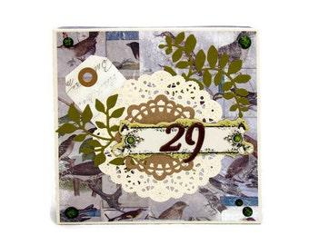 Eco Friendly Gift Box - Gift For Husband - Birthday Gift For Him - Gift Box For Boyfriend - Mens Gift - Husband Gift - Custom Gift Box