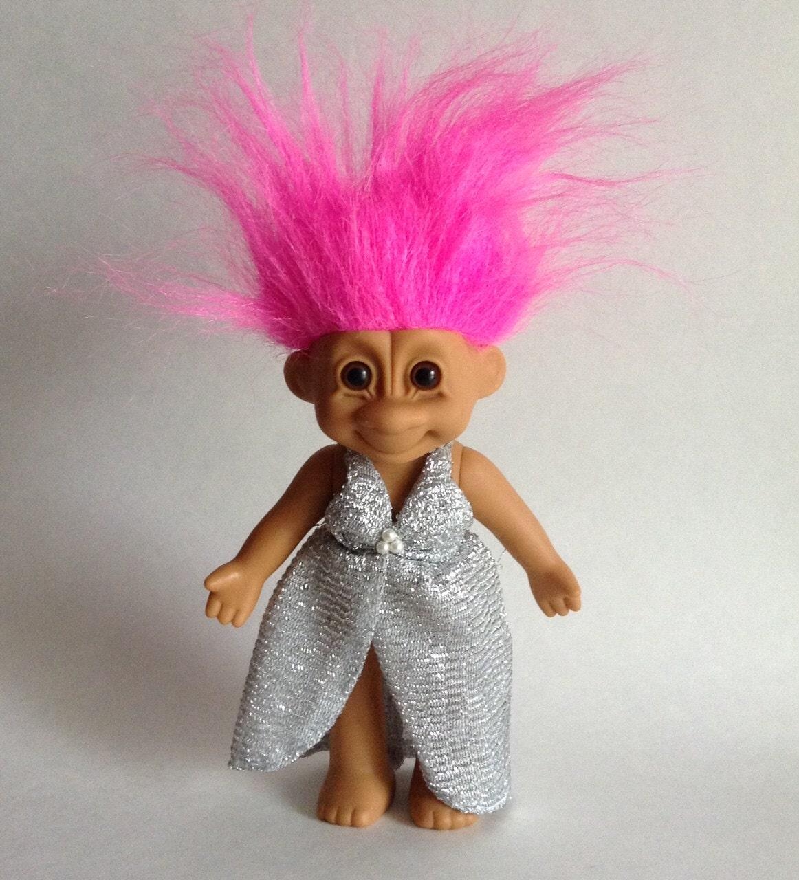 Troll Doll Vintage Troll Dolls Good Luck Charm By