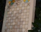 Viking Shields Hnefatafl Game