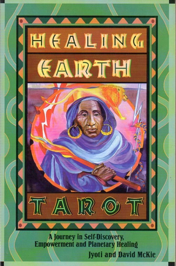 Healing Earth Tarot A Journey In Self-Discovery By