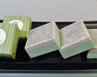 Eucalyptus Mint Goats Milk Soap