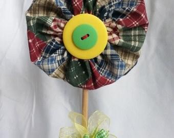 Yoyo Flower Pot