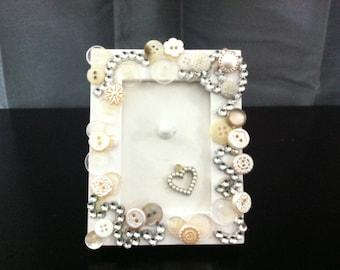 Custom Ring Display Frame