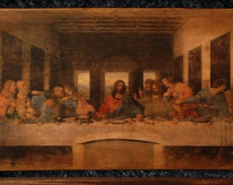 Da Vinci. (The Last Supper)