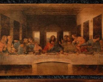 Da Vinci. (The Last Supper)