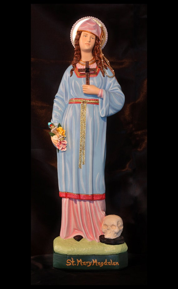 "St. Mary Magdalen 18"" Catholic Christian Statue"