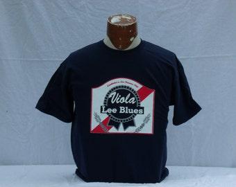 Mens Grateful Dead shirt. Grateful Dead Viola Lee Blues  Pabst Blue Ribbon  Lot shirt