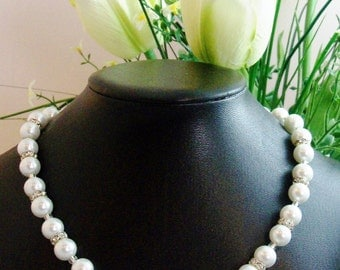 Sheer Elegance Necklace