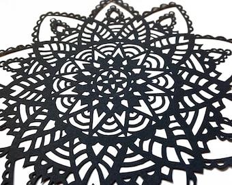 Mandala Pattern Papercut Template PERSONAL USE