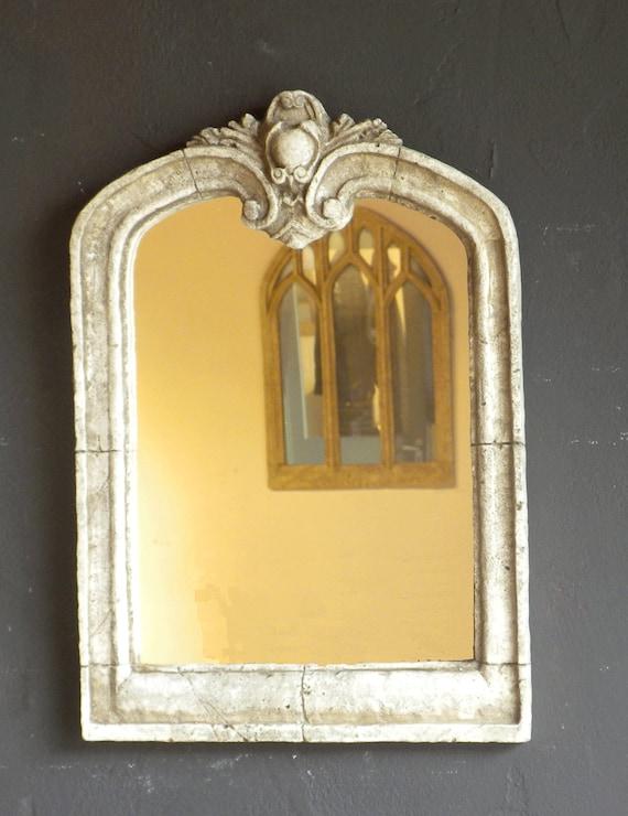 small baroque mirror by brightonroc on etsy