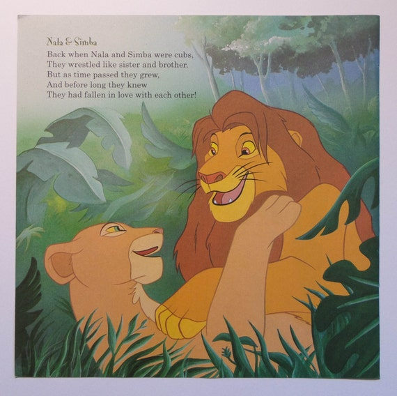 Lion King Love Quotes