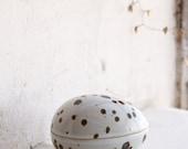 Dansk ceramic egg