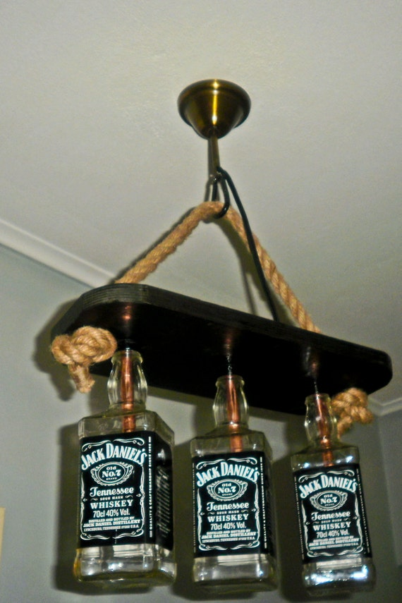 Items Similar To Jack Daniels Bar Light Table Hallway