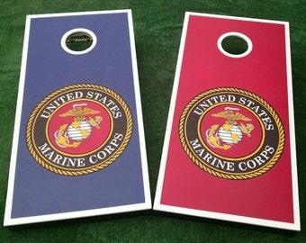 Custom, High-Quality, Hand-Made, Hand-Painted Cornhole Boards