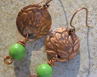 Copper and Green