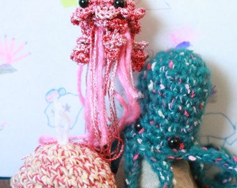 Sweet Little Jellyfish, Whale or Octopus