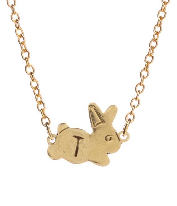 Initial Me Bunny