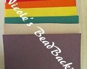 Nicole's BeadBacking12x9 NBB 7 colors  Bead Embroidery Soutache Shibori Beading Free Tuts