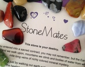 StoneMates: This Stone is Your Destiny  Stones, Crystals Gemstone Gift Metaphysical, Soulmate