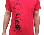 Video Game Shirt, Geek T Shirt, Nintendo T-Shirt, Geeky T-Shirt, Nerdy T-Shirt, Parody Shirt, Super Mario Shirt, Nintendo T Shirt, Nerdy T