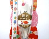 Japanese New Year Sticker Tape 2015 Year of the Sheep And Mount Fuji