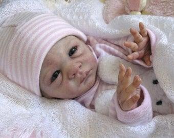 Doll Kit Reborn Buttercup   Doll Kit Artist  Bonnie Brown Reborn Preemie  Baby Doll  Kit