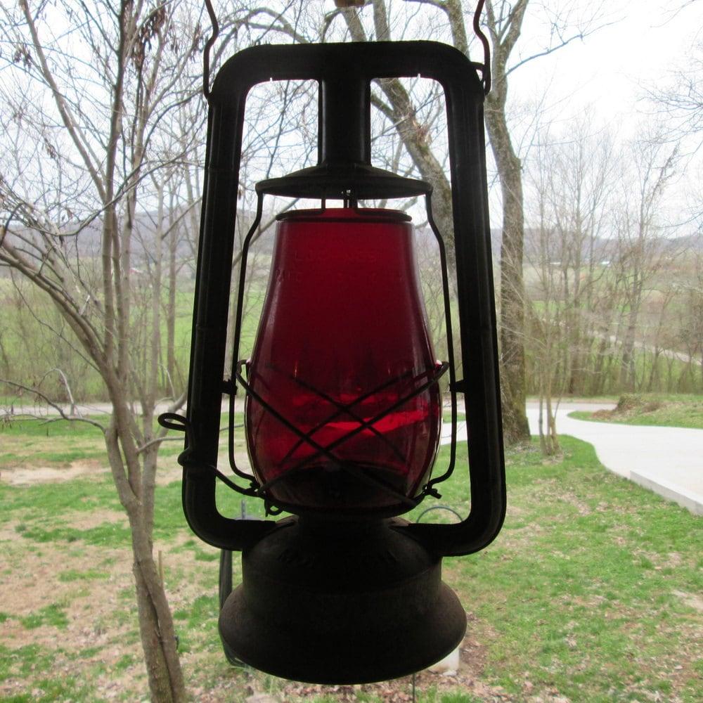 Dietz monarch railroad lantern dating 2
