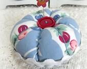 Retro roses vintage jello mold Pin/Jewelry Keep ECS svfteam RDT