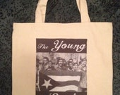 Tote bag, Young Lords Party, Puerto Rican Nationalist Group, Custom Order