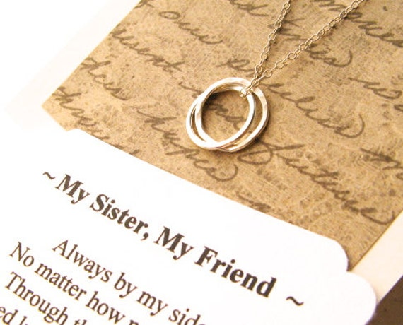Friendship Poems Sisters Sister Jewelry Poem