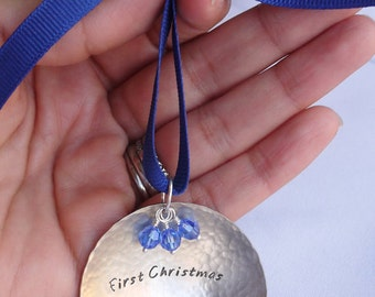 Baby's First Christmas Ornament -by I Heart This