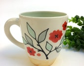 Mug - Bold Bloom, Coffee/Tea, Gift