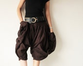 I'am Funky  Pants...Colour No.13  mix silk Stream punk one size fit up to L, Boho, Hippie
