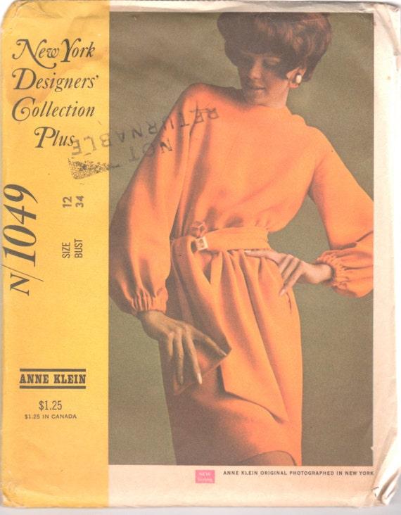 1960 S Blouse Dress 89