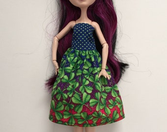 Handmade Ever After High Clothes Dress (Q716)