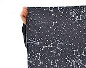 Baby Blanket- Certified Organic Baby Blanket in Galaxy Stars- Eco Friendly Baby- Nursery Decor- Modern Baby