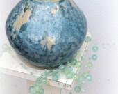 Little Seaside Pottery Jar - Beach Decor