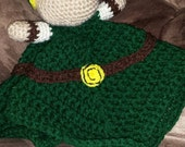 Link Lovey - Legend of Zelda Wind Waker  For the little Geek in your life