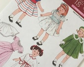 2006 Simplicity 3929 - Sewing Pattern - 18 inch Doll