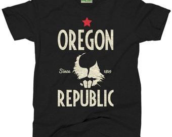 Oregon Republic T-shirt