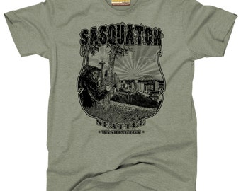 Sasquatch | Seattle Washington T-Shirt