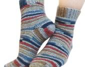 Adjustable Quick Socks - PDF Crochet Pattern - Instant Download