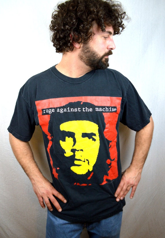 vintage rage against the machine shirt
